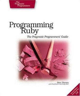 Programming Ruby - Image: Programming ruby