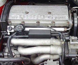 Quad 4 engine - A 2.3 L Quad 4 in 1989 Cutlass Calais
