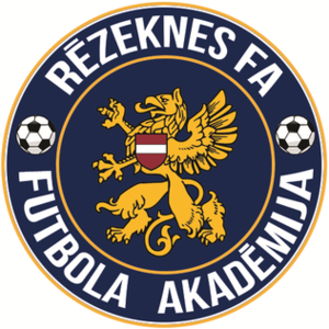 Rēzeknes FA/BJSS - Image: Rēzeknes FA logo