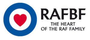 RAF Benevolent Fund - RAF Benevolent Fund 'Heart Roundel' Logo