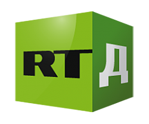 RT Documentary - Image: RTD TV logo
