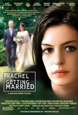 Rachel Getting Married - Theatrical release poster