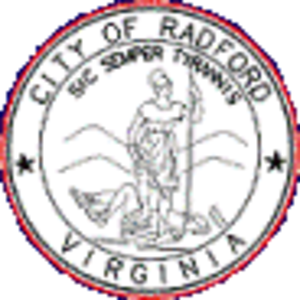 Radford, Virginia - Image: Radford VA Seal