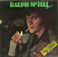 "Cover of 1974 Ralph McTell single ""Streets Of London"""