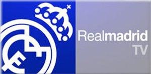 Real Madrid TV - Image: Realmadrid TV