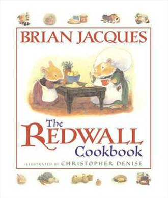 The Redwall Cookbook - US Paperback Cover