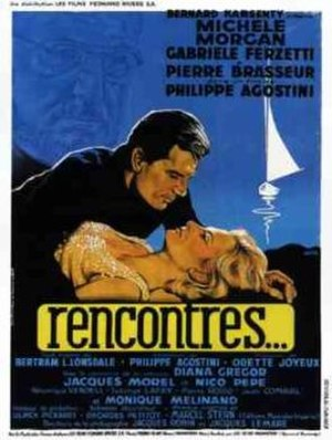 Rencontres - Image: Rencontres poster