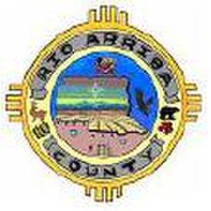 Rio Arriba County, New Mexico - Image: Rio Arriba County NM seal