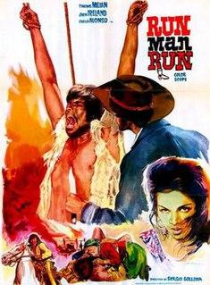 <i>Run, Man, Run</i> 1968 film by Sergio Sollima