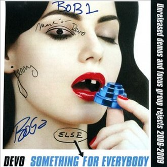 Something for Everybody (Devo album) - Image: SEFE