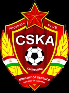 CSKA Pamir Dushanbe association football club