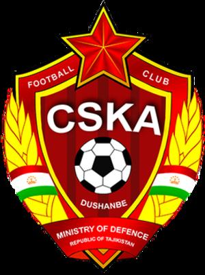 CSKA Pamir Dushanbe - Image: SKA Dushanbe