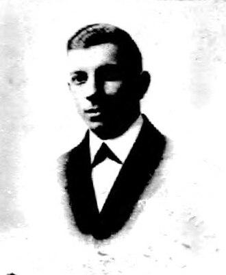 Tony Sbarbaro - Tony Sbarbaro, 1919