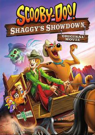 Scooby-Doo! Shaggy's Showdown - Image: Scooby Doo! Shaggy's Showdown cover