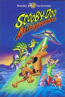 <i>Scooby-Doo and the Alien Invaders</i> 2000 American film