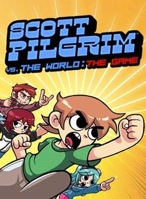 Scott Pilgrim vs. the World: The Game - Image: Scottpilgrimthegame