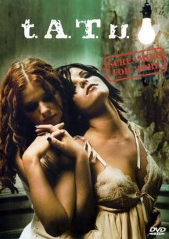 Screaming for More (DVD) - Image: Screaming For More Double Cover