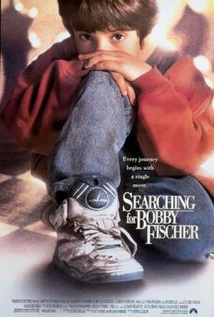 Searching for Bobby Fischer - Theatrical release poster