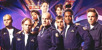 SeaQuest DSV - Season three cast