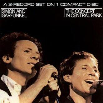 The Concert in Central Park - Image: Sgconcertincentralpa rk