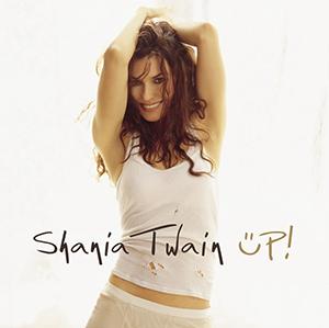 Up! (album) - Image: Shania Twain Up!
