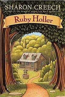 <i>Ruby Holler</i> novel by Sharon Creech
