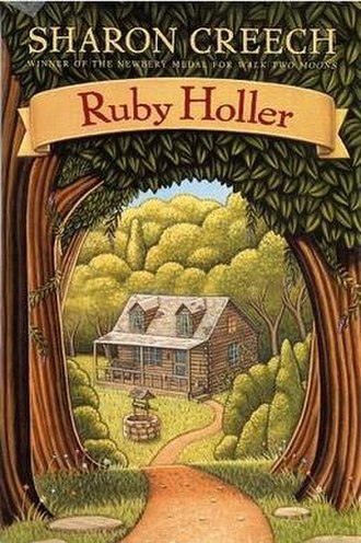 Ruby Holler - Front cover of first edition