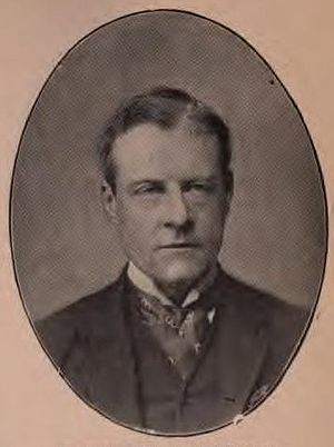 Sir John Lawson, 1st Baronet, of Knavesmire Lodge - Lawson in 1895.