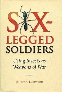 <i>Six-legged Soldiers</i>