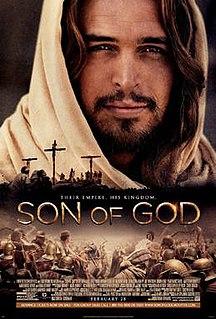 <i>Son of God</i> (film) 2014 American film directed by Christopher Spencer