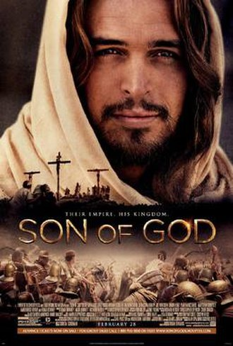Son of God (film) - Theatrical release poster