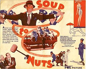 Soup to Nuts - Trade magazine ad