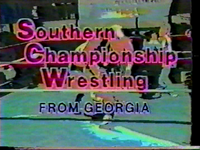 Southern Championship Wrestling logo