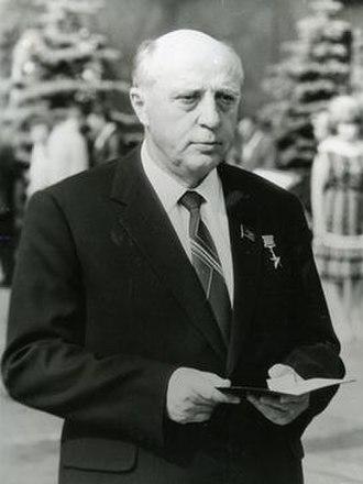 Vladimir Orlov (politician) - Image: Soviet Vladimir Orlov