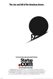 <i>Startup.com</i> 2001 documentary film