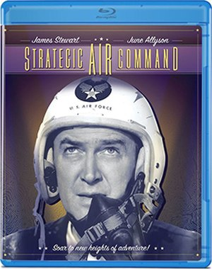Strategic Air Command (film) - Strategic Air Command blu-ray from Olive Films
