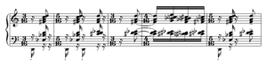 Time signature - Stravinsky, The Rite of Spring, Sacrificial Dance