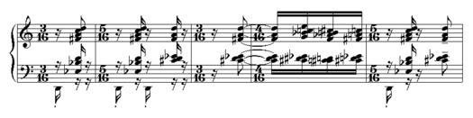 "Stravinsky, The Rite of Spring, ""Sacrificial Dance"""