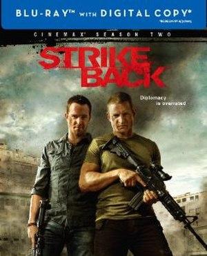 Strike Back: Vengeance - Image: Strike Back Vengeance