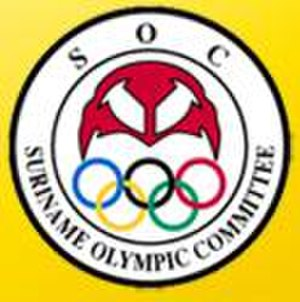 Suriname Olympic Committee - Image: Suriname Olympic Committee logo