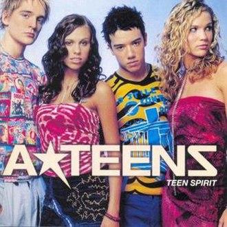 Teen Spirit (album) - Image: Teenspiritthai