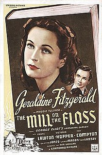 <i>The Mill on the Floss</i> (film) 1937 film by Tim Whelan