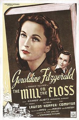 The Mill on the Floss (film) - Movie poster