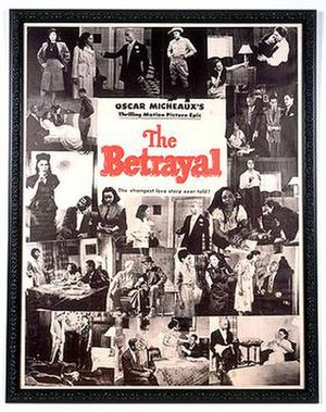 The Betrayal (1948 film) - Film poster