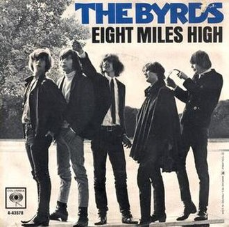 Eight Miles High - Image: The Byrds Eight Miles High