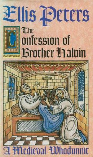 The Confession of Brother Haluin - First edition