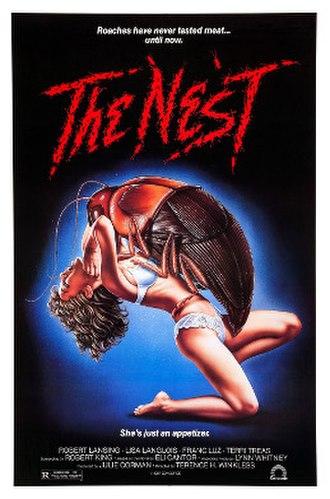 The Nest (1988 film) - Original theatrical poster