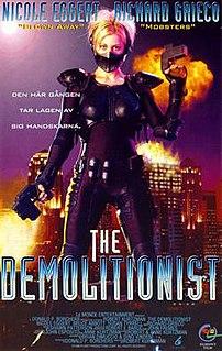 <i>The Demolitionist</i> 1995 American film