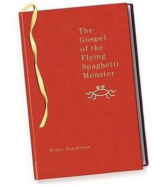 Flying Spaghetti Monster - The Gospel of the Flying Spaghetti Monster