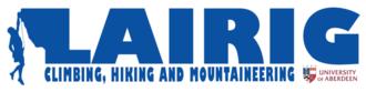The Lairig Club - Image: The Lairig Club Logo